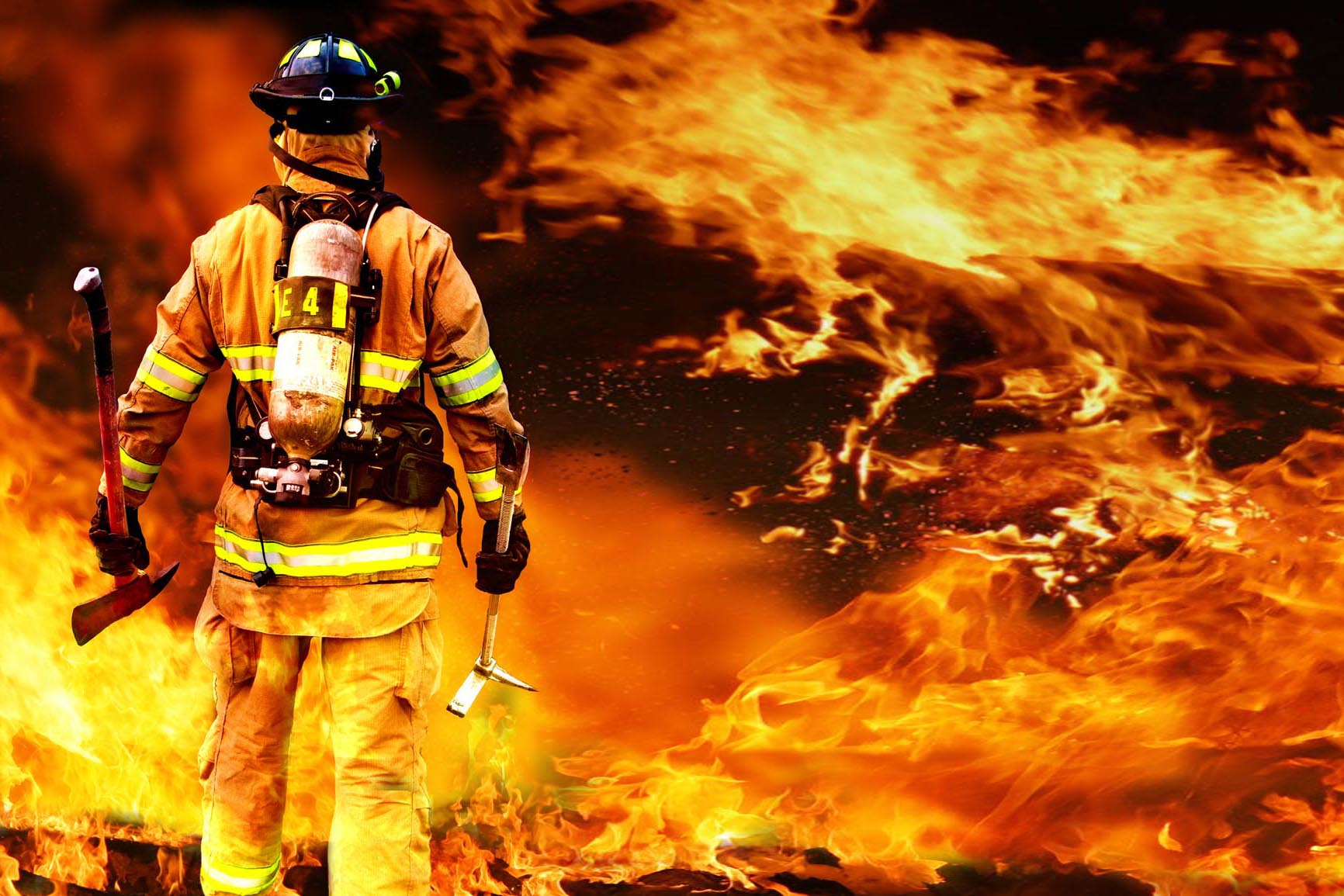 Image result for Fireman